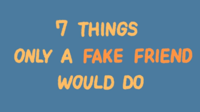 Photo of Top 07 Sign that your Friendship is Fake | Life Psychology