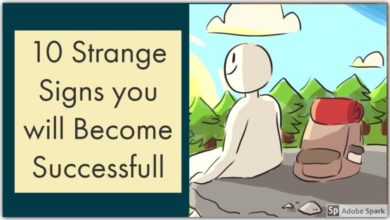 Photo of 7 Strange Signs You Will Become Successful  | Mental Health