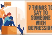 Photo of 7 Things to Say to Someone With Depression | Development Psychology