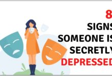 Photo of 8 Signs Someone is Secretly Depressed | Mental Health