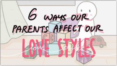 Photo of 6 Ways Your Childhood Affects Your Love Styles | Relationship Psychology